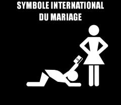 Symbole international du mariage